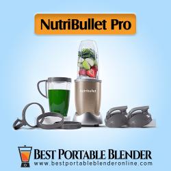 NutriBullet Pro 13-Piece Set