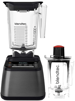 Blendtec Designer 725 and Twister Jar Professional Grade Complete Bundle Set