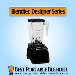 Blendtec Designer Series Blender-WildSide+ Jar (90 Oz) - Professional-Grade Complete Powerhouse