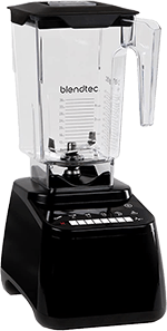 Blendtec Designer Series Blender-WildSide+ Jar (90 oz) - Professional-Grade Mixer