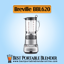 Breville [BBL620] - Fresh & Furious Best Portable Blender for Smoothies