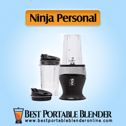 Ninja Personal Blender for Blending Shakes, Smoothies & Frozen Food Prep with 700-Watt Base and portable bottle with Lid [Budget Choice]
