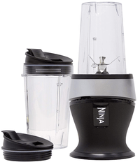 Ninja Personal Blender for Blending Shakes, Smoothies & Frozen Food Prep with 700-Watt Base and portable bottle with Lid