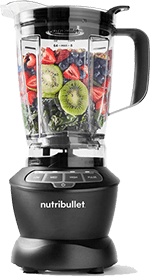 NutriBullet (ZNBF30400Z) Blender 1200 Watts, Dark Gray