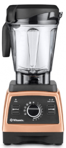 Vitamix Professional Series 750 Blender Peach Color - Copper Finish [Best Overall Blender]