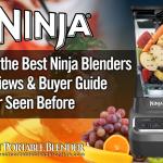 15 Best Ninja Blenders 2021 - Reviews & Buyer Guide Never Seen Before