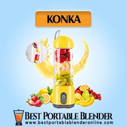 KONKA Personal Size Blender – USB Rechargeable Juicer