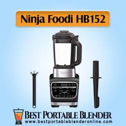 Ninja Foodi (HB152) with 1400 Peak Watts - [Professionals' Choice]
