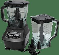 Ninja Mega Kitchen System BL770 (Blender, Processor, Nutri Ninja Cups) (Renewed)