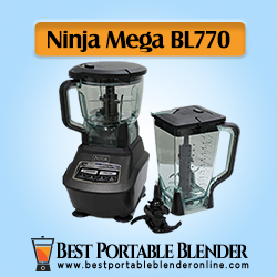 Ninja Mega Kitchen System (BL770) with Nutri Ninja Cups