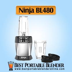 Nutri Ninja (BL480) – Best Ninja Blender with 1000 Watt Auto-IQ Base