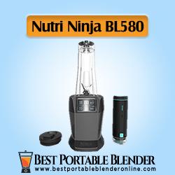 Nutri Ninja Blender (BL580) with FreshVac Technology