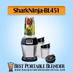 SharkNinja (BL451) Nutri Ninja Pro - [Value for Money]