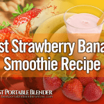 Best Strawberry Banana Smoothie Recipe