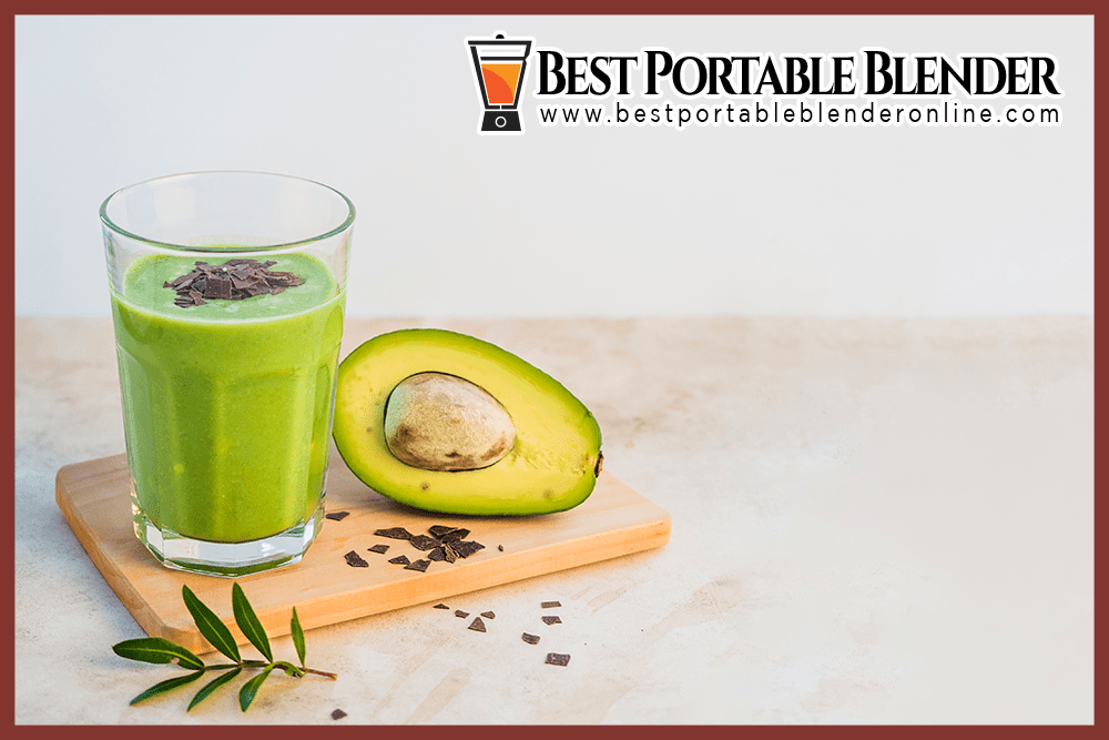 best-green-smoothie-recipe-with-avocado-and-spinach-best-portable-blender-online-branding-image