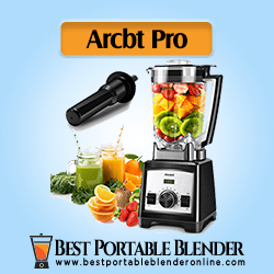 Arcbt Pro Countertop 1450W Blender with 9 Variable Speed Controls