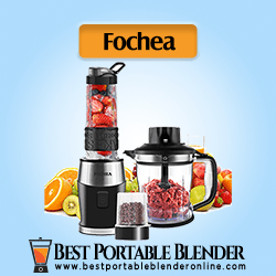 Fochea 3-in-1 Blender Food Processor - [Multi-Functional 700W Beast]