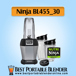 Ninja Nutri (BL455_30) Pro Blender [Bonus Set with 3-Sip & Seal Single Serves]