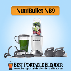 NutriBullet NB9-1301W Pro Complete 13 Pcs Set [White]