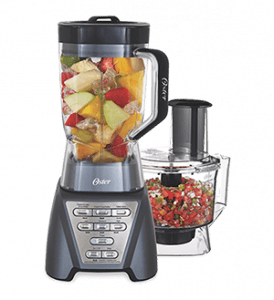 Oster-Pro-1200-Blender-with-Professional-Tritan-Jar-and-Food-Processor-attachment-Metallic-Grey
