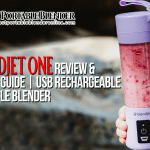 Blendjet One Review & Buying Guide | USB Rechargeable Portable Blender