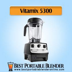 Vitamix 5300 Blender – Best Vitamix Blender for Home Use