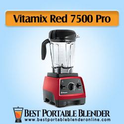 Vitamix 7500 Professional blender – [Best Overall Blender]